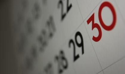 Termin miesięczny i 30-dniowy- czym się różnią?